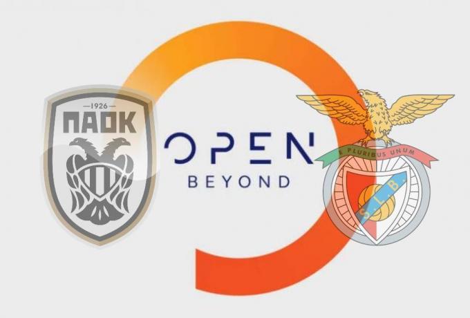 Στο OPEN TV το μεγάλο ματς του ΠΑΟΚ με τη Μπενφίκα!