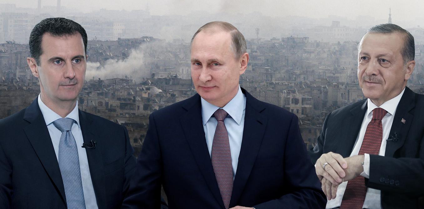 O oρθόδοξος Πούτιν βάζει ΜΠΟΥΡΛΟΤΟ στην Συρία!
