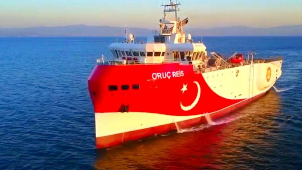 Απέπλευσε από την Αττάλεια το Oruc Reis, νέα τουρκική Navtex – Συνεδριάζει εκτάκτως το ΚΥΣΕΑ!