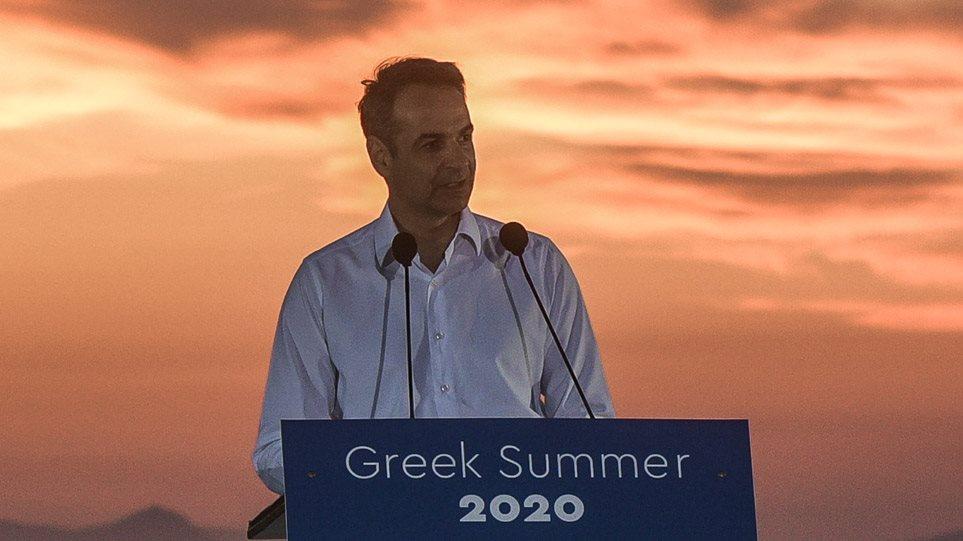 Το ηλιοβασίλεμα της Σαντορίνης ταξίδεψε σε όλο τον κόσμο! Τι λένε τα διεθνή Μέσα Ενημέρωσης για το άνοιγμα του τουρισμού στην Ελλάδα (ΦΩΤΟ)