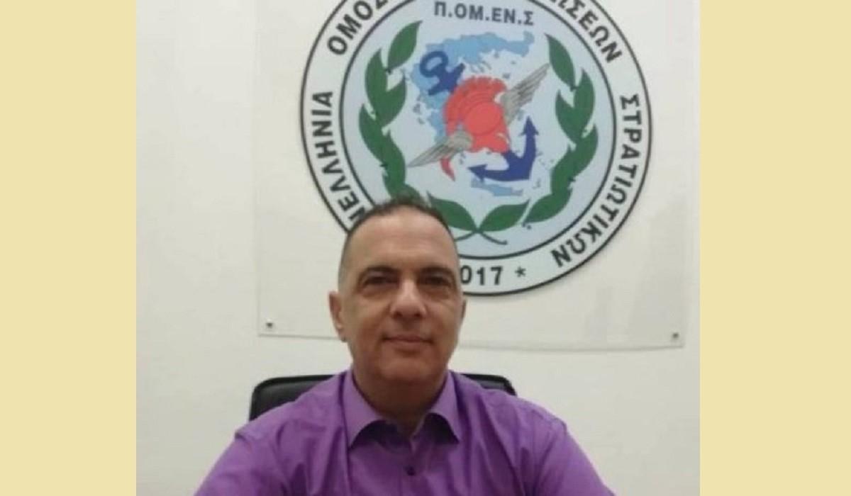 Ο ανθυπασπιστής Γιάννης Σπαράγγης της ΠΟΜΕΝΣ στην ημερίδα της Ορεστιάδας: Κάποιοι για αρκετά χρόνια τα κάλυπταν «κάτω από το χαλάκι»… (ΒΙΝΤΕΟ)