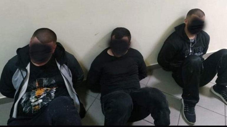 Κινηματογραφική σύλληψη διαρρηκτών στο Κορωπί εν ώρα «δουλειάς» (φωτο)