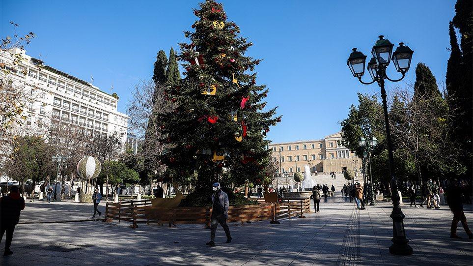 Χριστούγεννα αγωνίας: Παράταση στα lockdown, ανησυχία για το κέντρο της Αθήνας και «επιδρομή» ελέγχων!