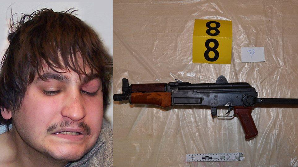 Σύλληψη «τοξοβόλου του Συντάγματος»: Τον σταμάτησαν λίγο πριν κάνει ληστεία με τις συνεργούς του! (ΦΩΤΟ)