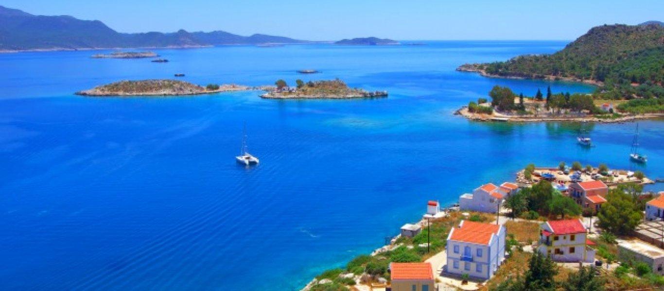 Οι Τούρκοι «βαφτίζουν» τουρκικά 152 νησιά στο Αιγαίο: «Δεν έχουν υφαλοκρηπίδα βάσει της συμφωνίας Ελλάδας-Ιταλίας»