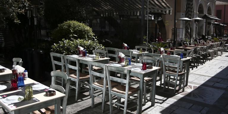 Αρση μέτρων για εστιατόρια, καφέ: Η τροπολογία για τραπεζοκαθίσματα έξω και πεζοδρομήσεις δρόμων!