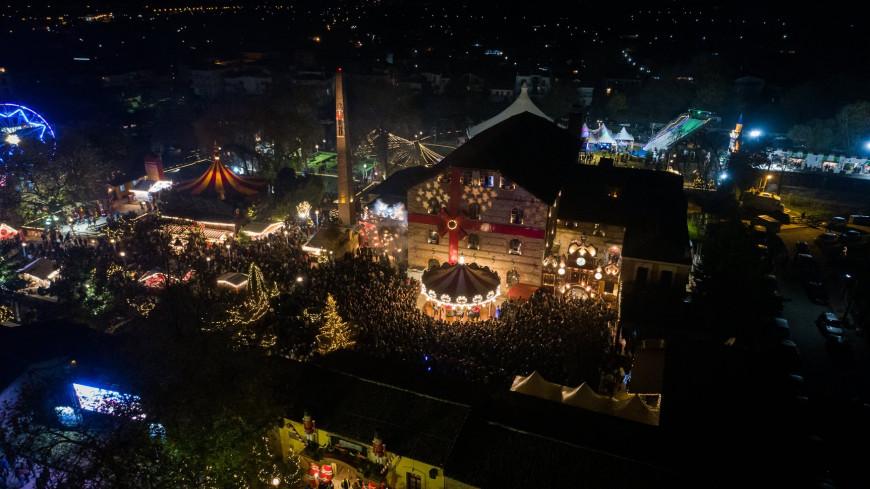 Φαντασμαγορική Τελετή Λήξης του Μύλου των Ξωτικών στα Τρίκαλα! Εκατοντάδες χιλιάδες επισκέπτες από ολόκληρη τη χώρα αλλά και το εξωτερικό! (φωτο&βιντεο)
