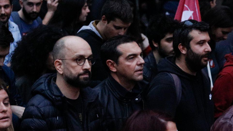ΝΔ για τον Αλέξη Τσίπρα: Τουρίστας και στις διαδηλώσεις, δεν πήγε μέχρι την αμερικανική πρεσβεία!