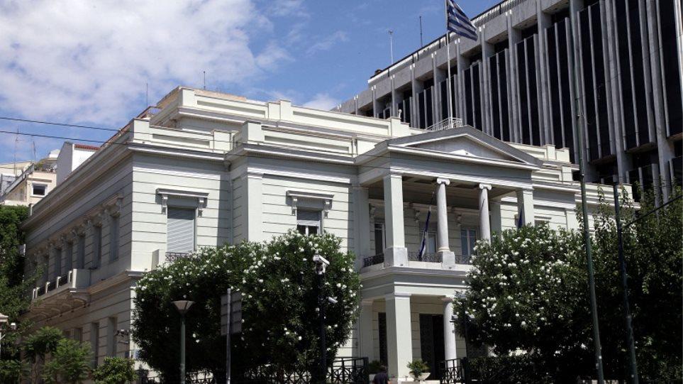 Απάντηση ΥΠΕΞ στις προκλήσεις Τσαβούσογλου: Σαφώς καθορισμένο το νομικό καθεστώς του Αιγαίου και των νησιών!