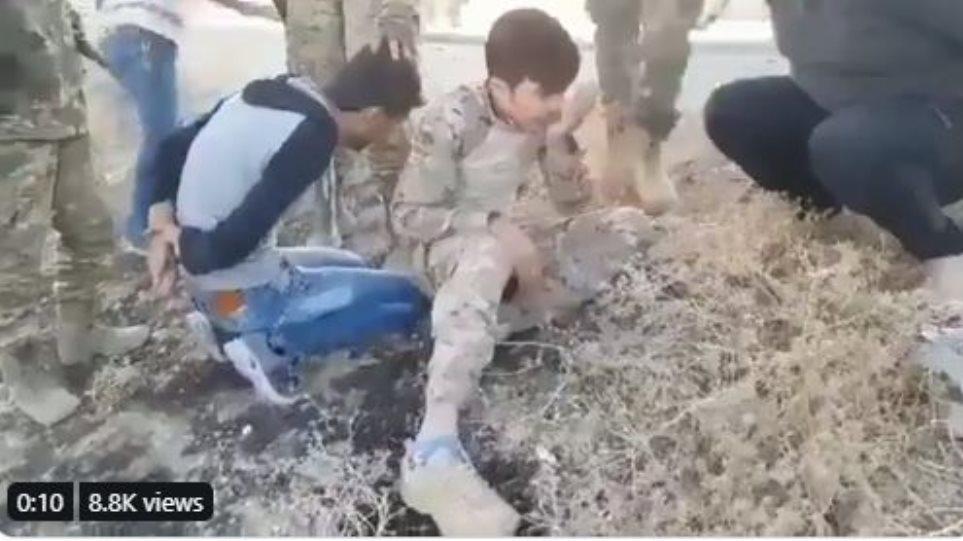Φρίκη στη Συρία: Τουλάχιστον εννέα πολίτες «εκτελέσθηκαν» από φιλοτουρκικές πολιτοφυλακές! (ΒΙΝΤΕΟ)