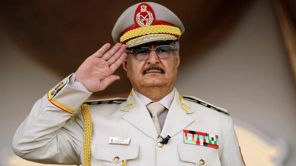 «Καζάνι που βράζει» η Λιβύη: Μία ανάσα από την Τρίπολη οι δυνάμεις του Χαφτάρ!