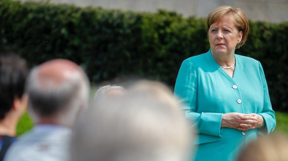 Γερμανία – Ευρωεκλογές: Βαριές απώλειες για Μέρκελ και Σοσιαλδημοκράτες