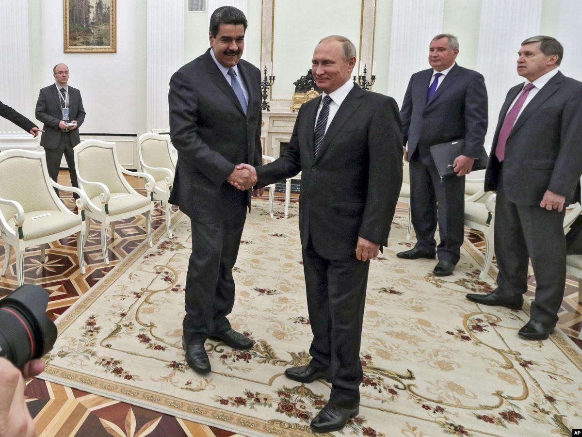 Η Ρωσία στέλνει προμήθειες στο στρατό της Βενεζουέλας – «Μέτωπο» Πούτιν-Μαδούρο κατά Ουάσινγκτον – Νέος «ψυχρός πόλεμος» ΗΠΑ-Ρωσίας! (ΒΙΝΤΕΟ)