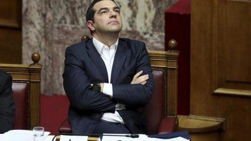"""Πολιτική «ταφόπλακα» του ΣΥΡΙΖΑ στις επικείμενες ευρωεκλογές δείχνουν οι δημοσκοπήσεις!Πού θα «κάτσει» η διαφορά!ΣΠΑΕΙ το φράγμα του 3% η """"ΕΛΛΗΝΙΚΗ ΛΥΣΗ"""" του ΚΥΡΙΑΚΟΥ ΒΕΛΟΠΟΥΛΟΥ!"""