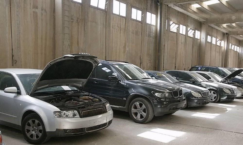 ΟΔΔΥ: Στο «σφυρί» 68 αυτοκίνητα από 300 ευρώ!