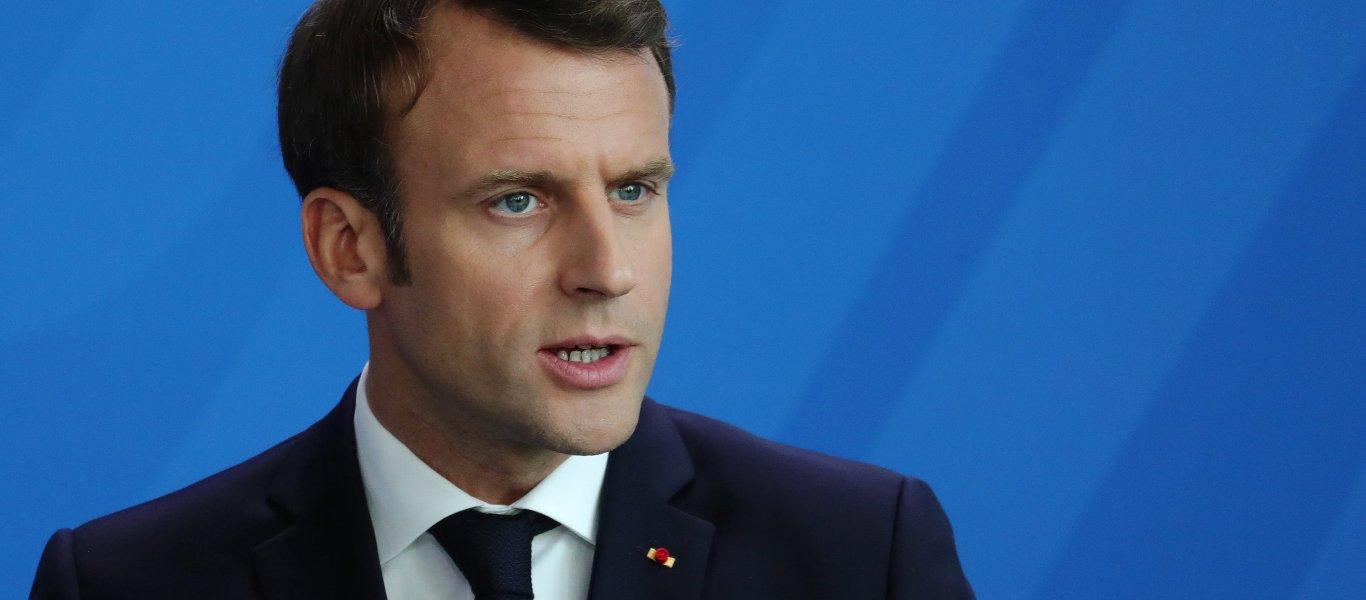«Άξονας» Γαλλίας & Βρετανίας με ΗΠΑ κατά κομουνιστικής Κίνας & ΠΟΥ – Οργισμένες δηλώσεις του Γάλλου προέδρου Ε.Μακρον!