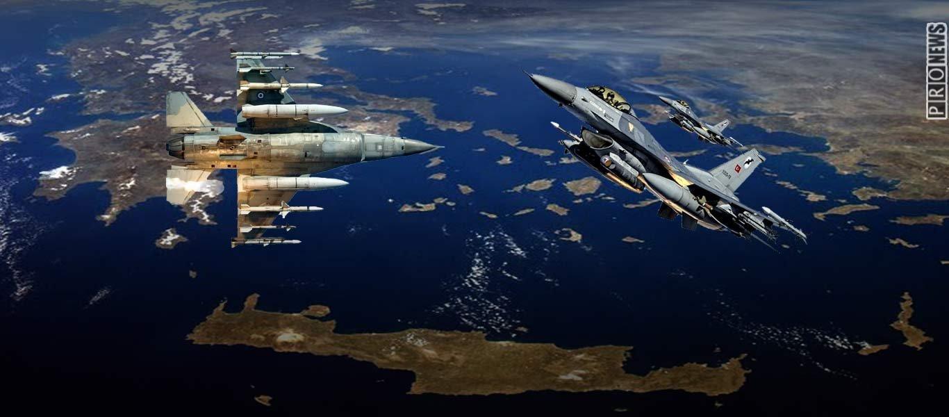 Σύμβουλος Ρ.Τ.Ερντογάν: «Η Αεροπορία μας θα καταρρίψει 6 ελληνικά μαχητικά – Θα πυροβολήσω Έλληνα πιλότο στο κεφάλι» (ΒΙΝΤΕΟ)
