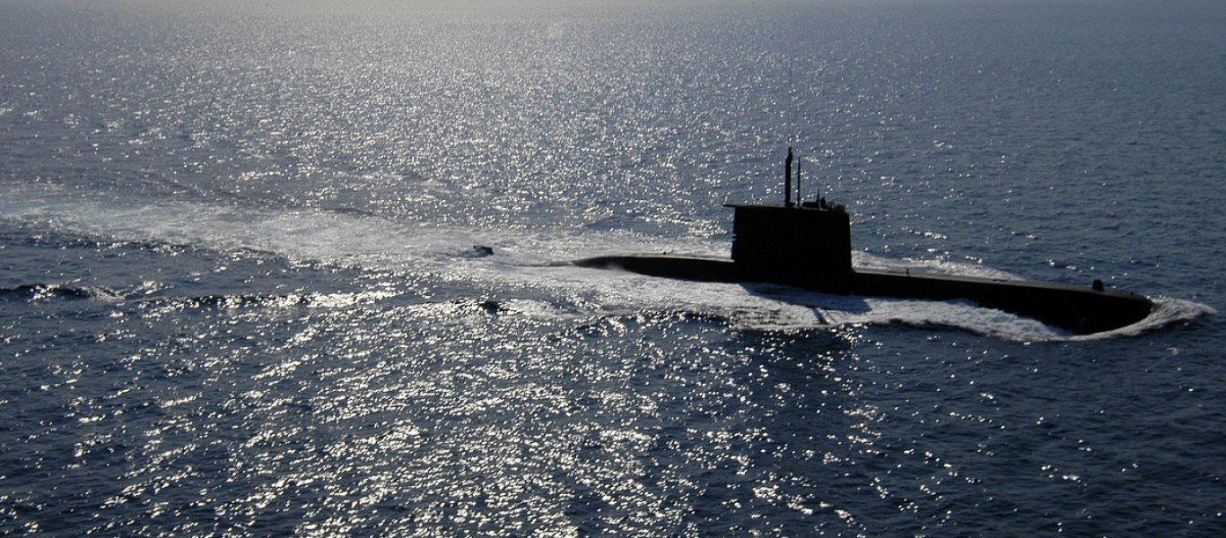 «Το κυνήγι του Κόκκινου Οκτώβρη»: Η Άγκυρα αναζητούσε τουρκικό υποβρύχιο στο Αιγαίο επί 48 ώρες – Είχε χάσει την επαφή!