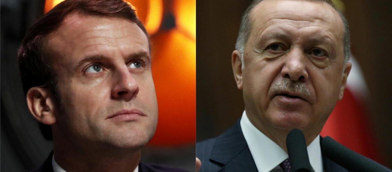 ΕΚΤΑΚΤΟ: Μποϊκοτάζ στα γαλλικά προϊόντα ζήτησε ο Ρ.Τ.Ερντογάν από τους Τούρκους πολίτες!