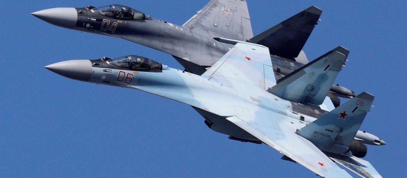 Εμπλοκές τουρκικών και ρωσικών μαχητικών στα τουρκοσυριακά σύνορα – Ρωσική επιχείρηση εικονικού βομβαρδισμού!