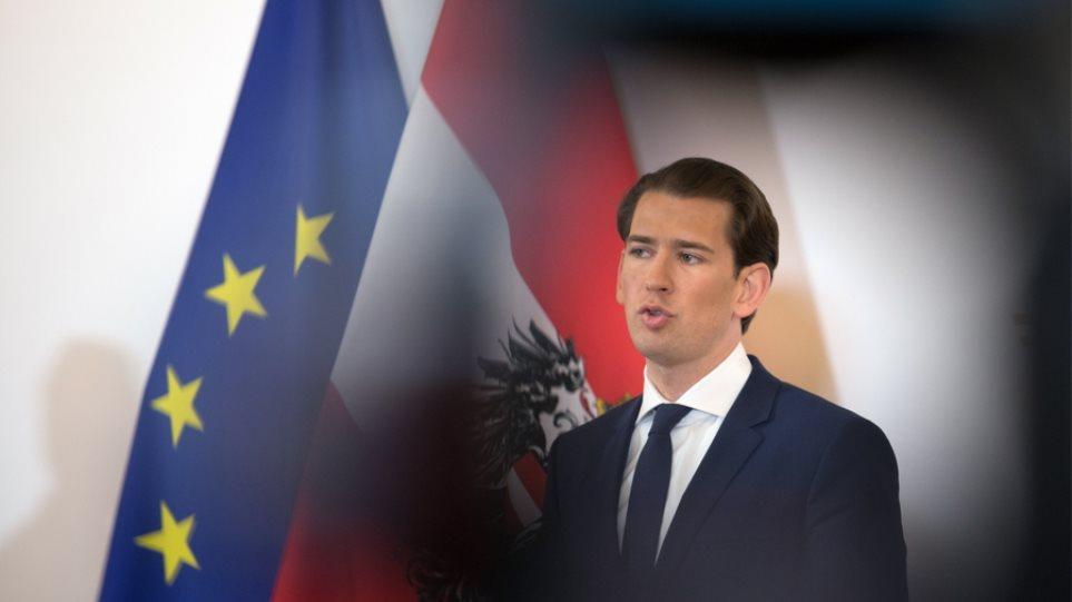Αυστρία – Ευρωεκλογές: Ξεκάθαρη νίκη του Κουρτς δείχνει το πρώτο exit poll