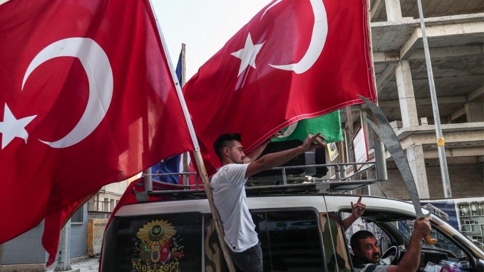 Συρία: Σε βάθος 35 χιλομέτρων έφτασαν οι τουρκικές δυνάμεις – «Θα πάμε μέχρι τέλους» διαμηνύει ο Ερντογάν! (ΒΙΝΤΕΟ)