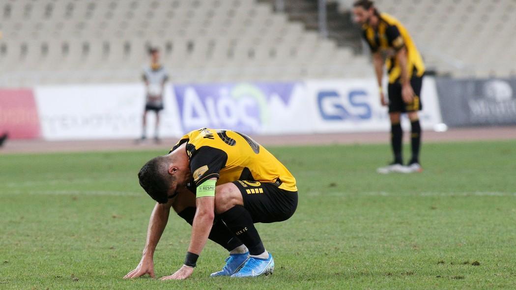 AEK: Βαριά άρρωστη… Από το κακό στο χειρότερο! Έφερε 1-2 με την Ξάνθη στην πρεμιέρα!