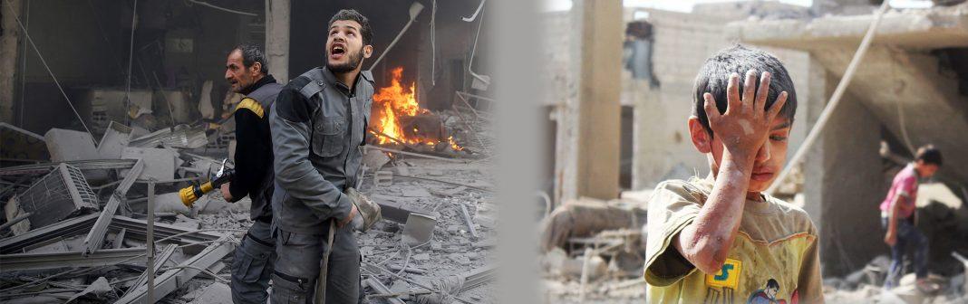 Χάος στη Συρία! Στους 342 οι νεκροί, εκκενώθηκαν νοσοκομεία και καταυλισμοί, φόβοι ότι δραπέτευσαν ακραίοι Ισλαμιστές!