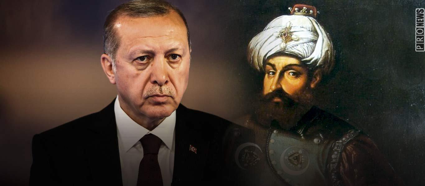 Η Ελλάδα «ανακηρύσσει» ΑΟΖ και ο Ρ.Τ.Ερντογάν απειλεί να… πουλήσει τους Έλληνες σκλάβους «όπως έκανε ο Μπαρμπαρόσα»!