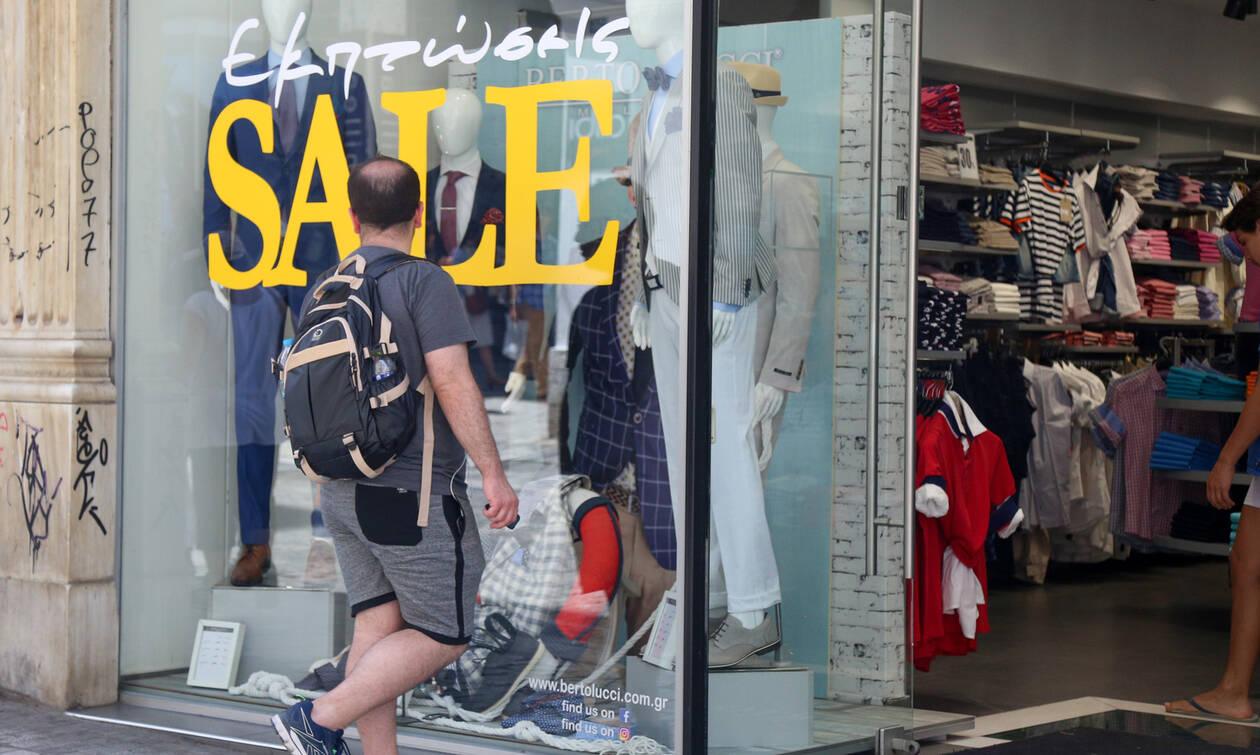 Ανοιχτά τα μαγαζιά την Κυριακή (14/07): Θερινές εκπτώσεις 2019!