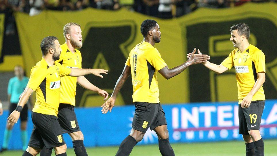 Europa League, Άρης-ΑΕ Λεμεσού: Με τη δύναμη του «Κλεάνθης Βικελίδης»