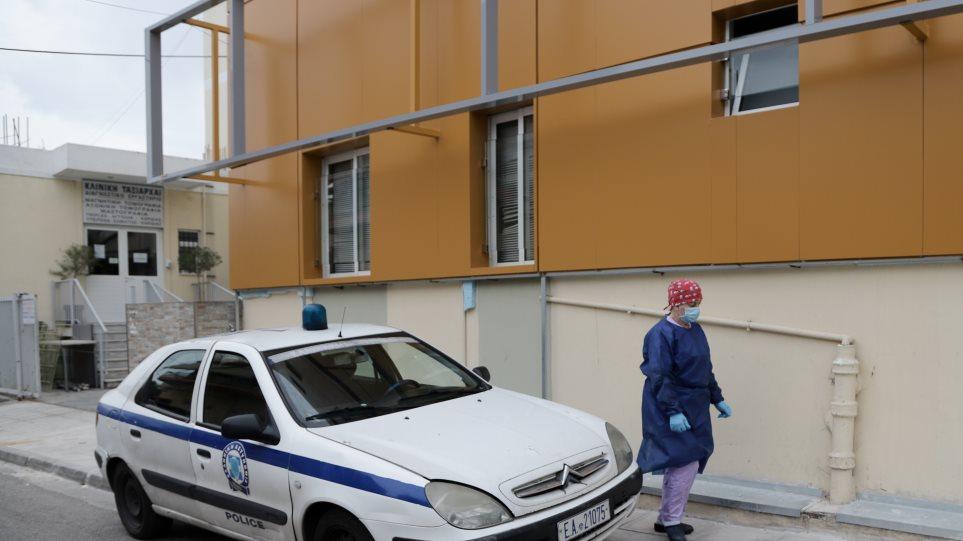 Άγριο έγκλημα στον Βύρωνα: Έπνιξε τη γιαγιά που τον ζούσε με τη σύνταξή της!