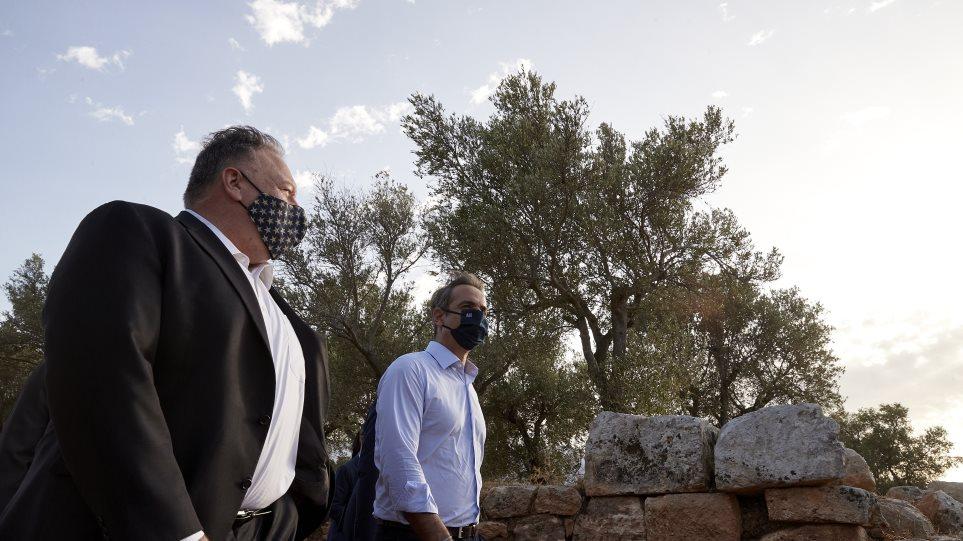 Ρωσική πρεσβεία στην Ελλάδα: Στο κενό η αντιρωσική υστερική του Πομπέο