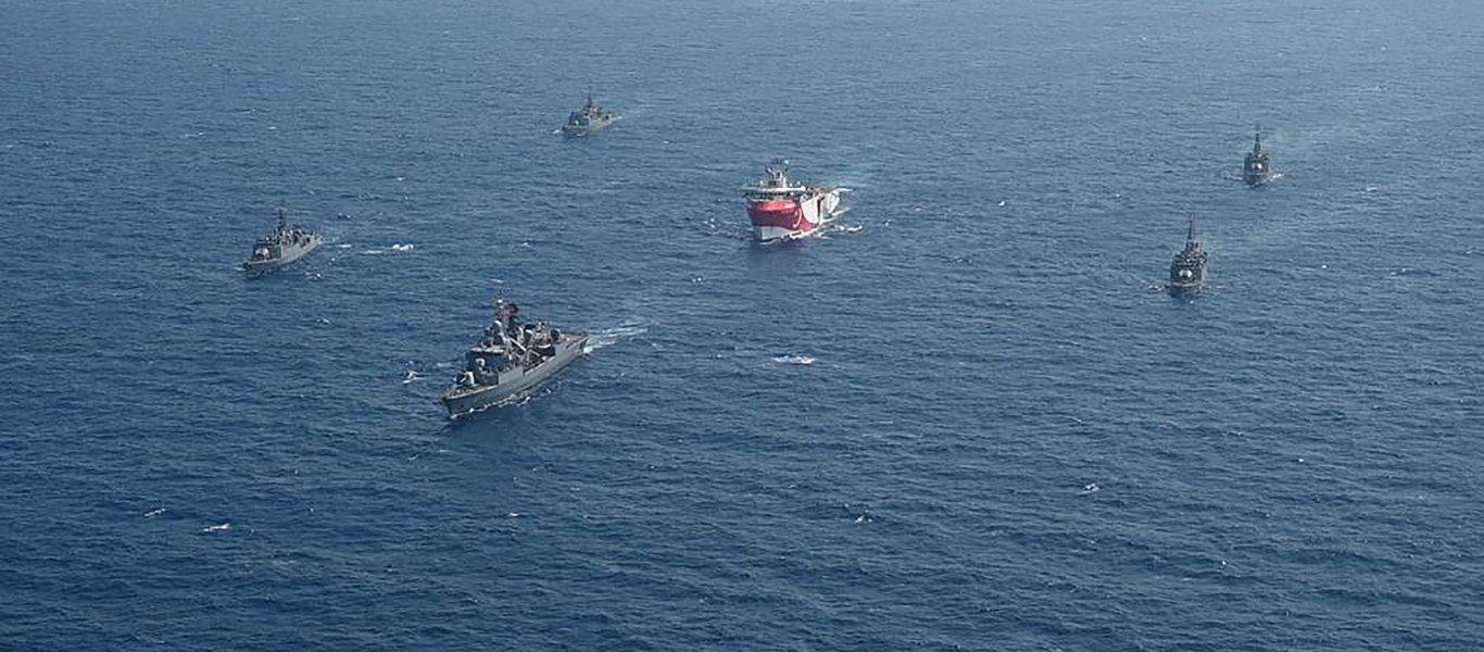 ΕΚΤΑΚΤΟ: Έτοιμος προς απόπλου ο ελληνικός Στόλος – Το ΠΝ αναμένει διαταγές από την πολιτική ηγεσία!