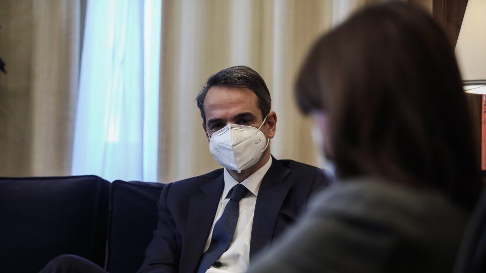 Μητσοτάκης για ελληνικό #metoo: Να αποδοθεί δικαιοσύνη – Είναι η ώρα να σπάσει η σιωπή