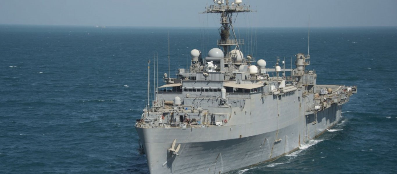 Δείτε ποιες είναι οι πέντε χώρες με το πιο ισχυρό Ναυτικό!