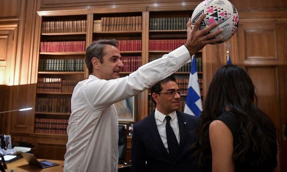 Το καθ' υπόδειξη μνημόνιο στο ποδόσφαιρο, ο Κυριάκος και η οργή των πάντων εναντίον του!