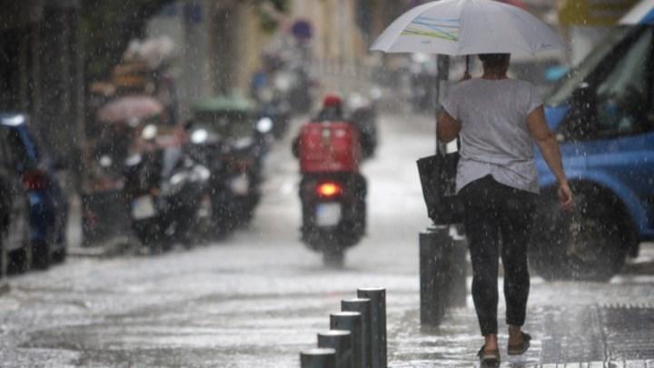 Έκτακτο δελτίο επιδείνωσης καιρού: Έρχονται ισχυρές καταιγίδες και χαλαζοπτώσεις!