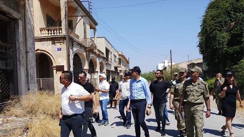 Κύπρος: Εντείνουν τις προκλήσεις οι Τούρκοι – Ξεκινούν την καταγραφή περιουσιών στην Αμμόχωστο