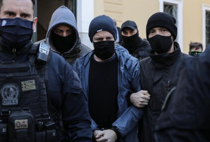 Δημήτρης Λιγνάδης: Το πρώτο 24ωρο στις φυλακές Τρίπολης