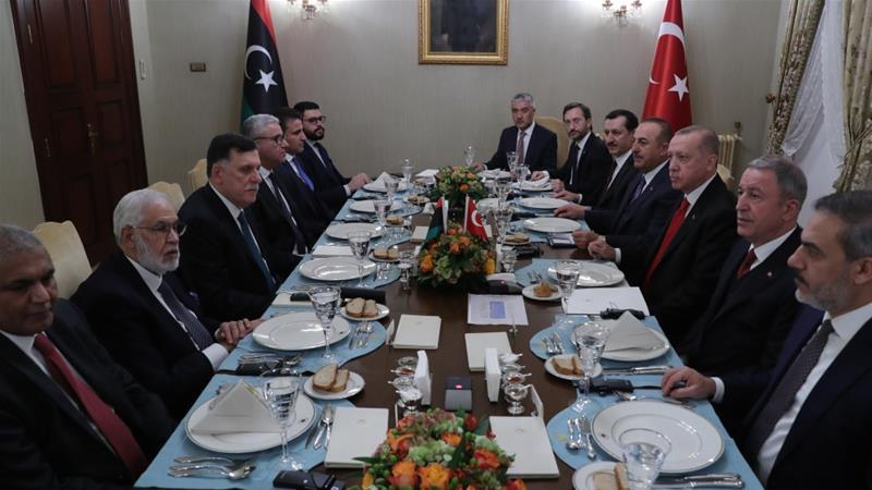 ΕΚΤΑΚΤΟ- «Πόρτα» Τυνησίας σε Τουρκία: «Δεν του δίνουμε λιμάνια» – «Tρέχει» στην Αλγερία ο Ερντογάν! (φωτο)