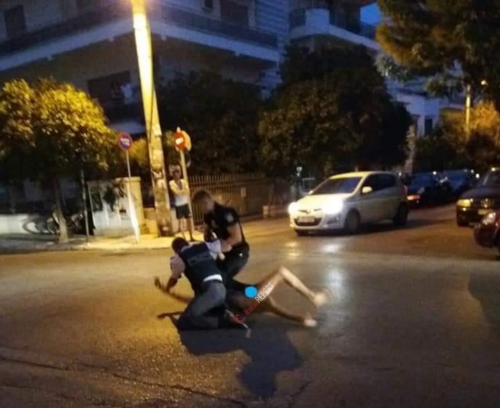 Π.Φάληρο: «Ολόγυμνος ουρλιάζει σε αραβικά, ξάπλα στη μέση του δρόμου, γιατι ετσι γουστάρουν, ρε αδερφέ!» (ΦΩΤΟ ΝΤΟΚΟΥΜΕΝΤΟ)