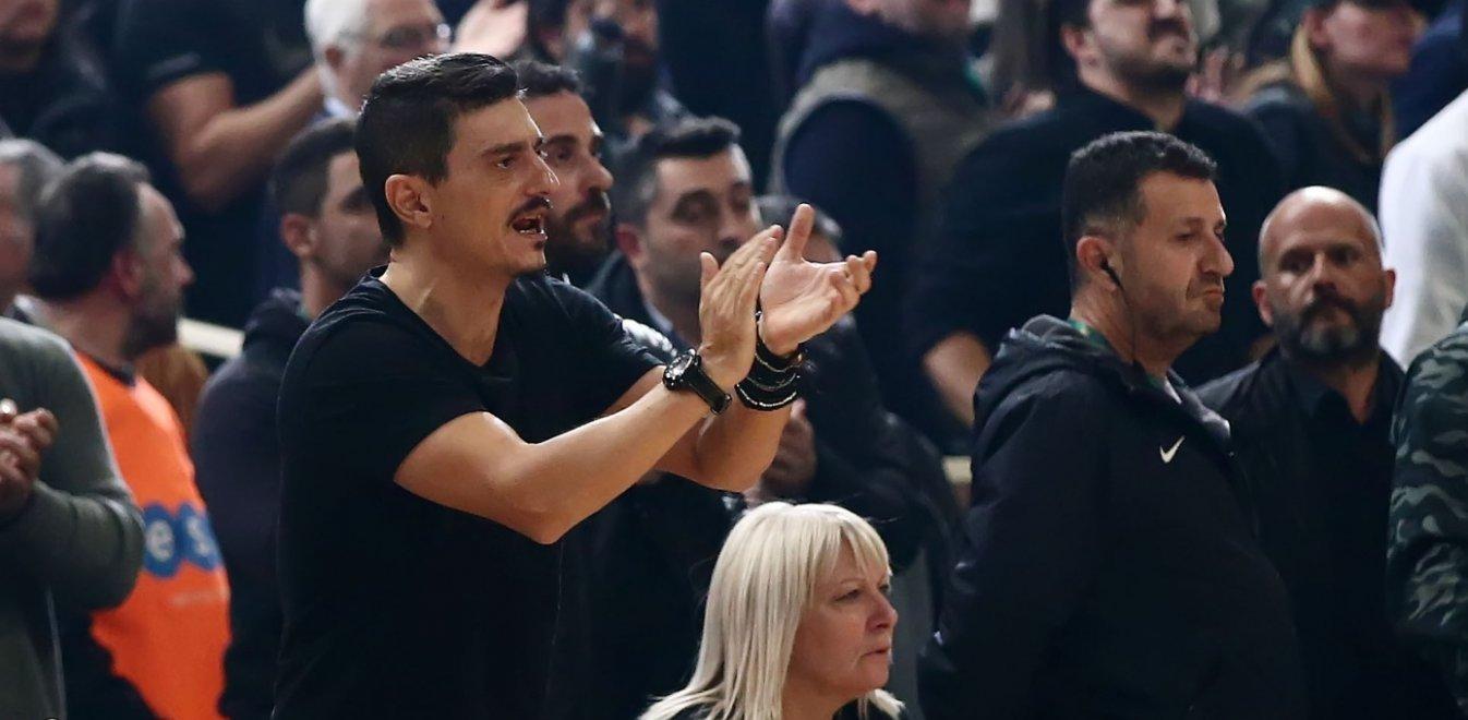 Γιαννακόπουλος: «Ούτε ο πρωθυπουργός μπορεί να κοροϊδεύει τον κόσμο του Παναθηναϊκού» (ΒΙΝΤΕΟ)