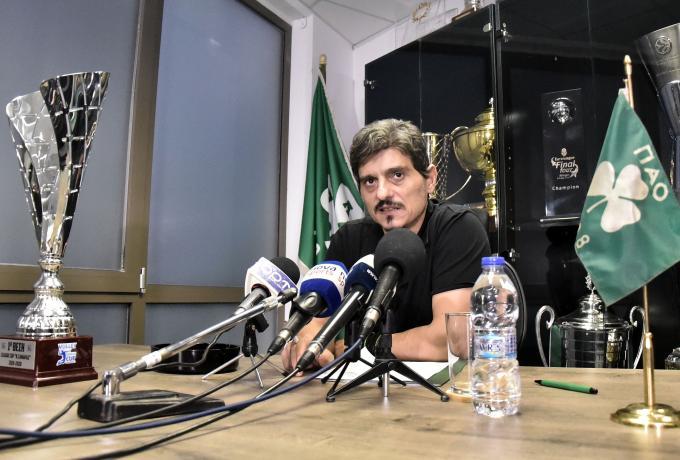 Γιαννακόπουλος: «Κάθαρση στη Θ13, θα τους βάλω τις κουκούλες βαθιά στον κ…»!
