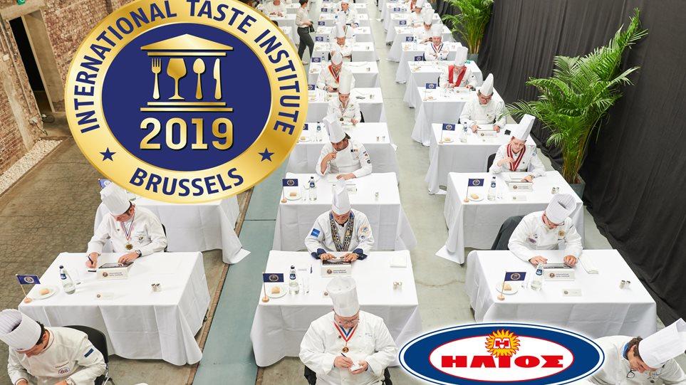 Βραβείο Ανώτερης Γεύσης 2019 για 5 προϊόντα της Βιομηχανίας Ζυμαρικών ΗΛΙΟΣ