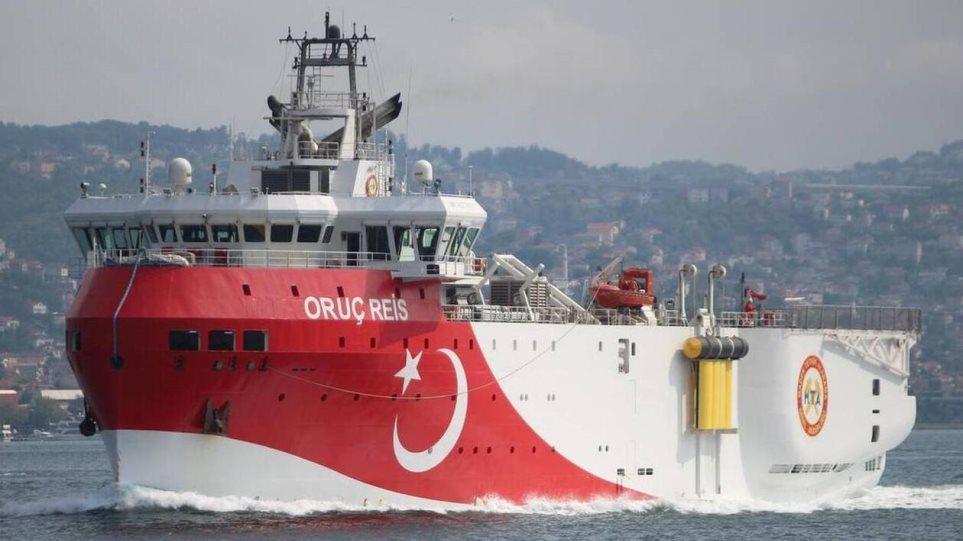 Συναγερμός ύστερα από τουρκική Navtex για έρευνες ανοιχτά του Καστελορίζου!