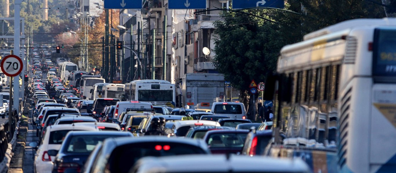 «Τέλος» τα αμάξια από το κέντρο της Αθήνας για 6 μήνες! – Θα «πέφτουν» μεγάλα πρόστιμα!