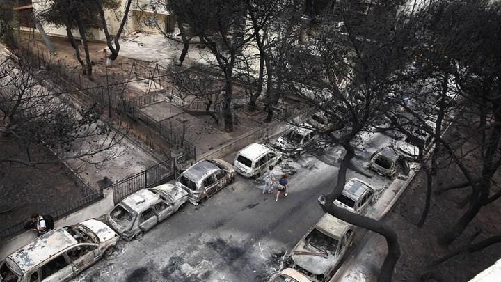 Τραγωδία στο Μάτι: Στα χέρια του ανακριτή οι διάλογοι των αξιωματικών της Πυροσβεστικής