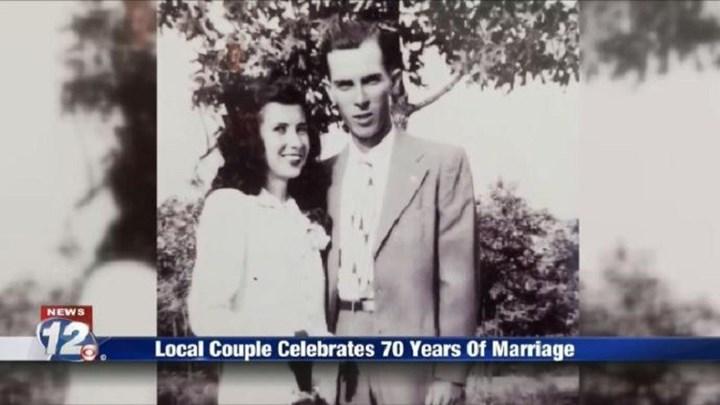 Μαζί στη ζωή μαζί και στον θάνατο: Πέθαναν με 12 ώρες διαφορά έπειτα από 71 χρόνια γάμου – ΦΩΤΟ – BΙNTEO