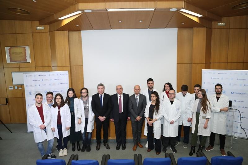Συνεργασία ΜΗΤΕΡΑ με τη Β' Πανεπιστημιακή  Μαιευτική – Γυναικολογική Κλινική του Αρεταίειου Νοσοκομείου